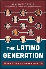 Book Cover, The Latino Generation