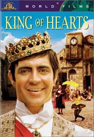 DVD jacket photo for King of Hearts