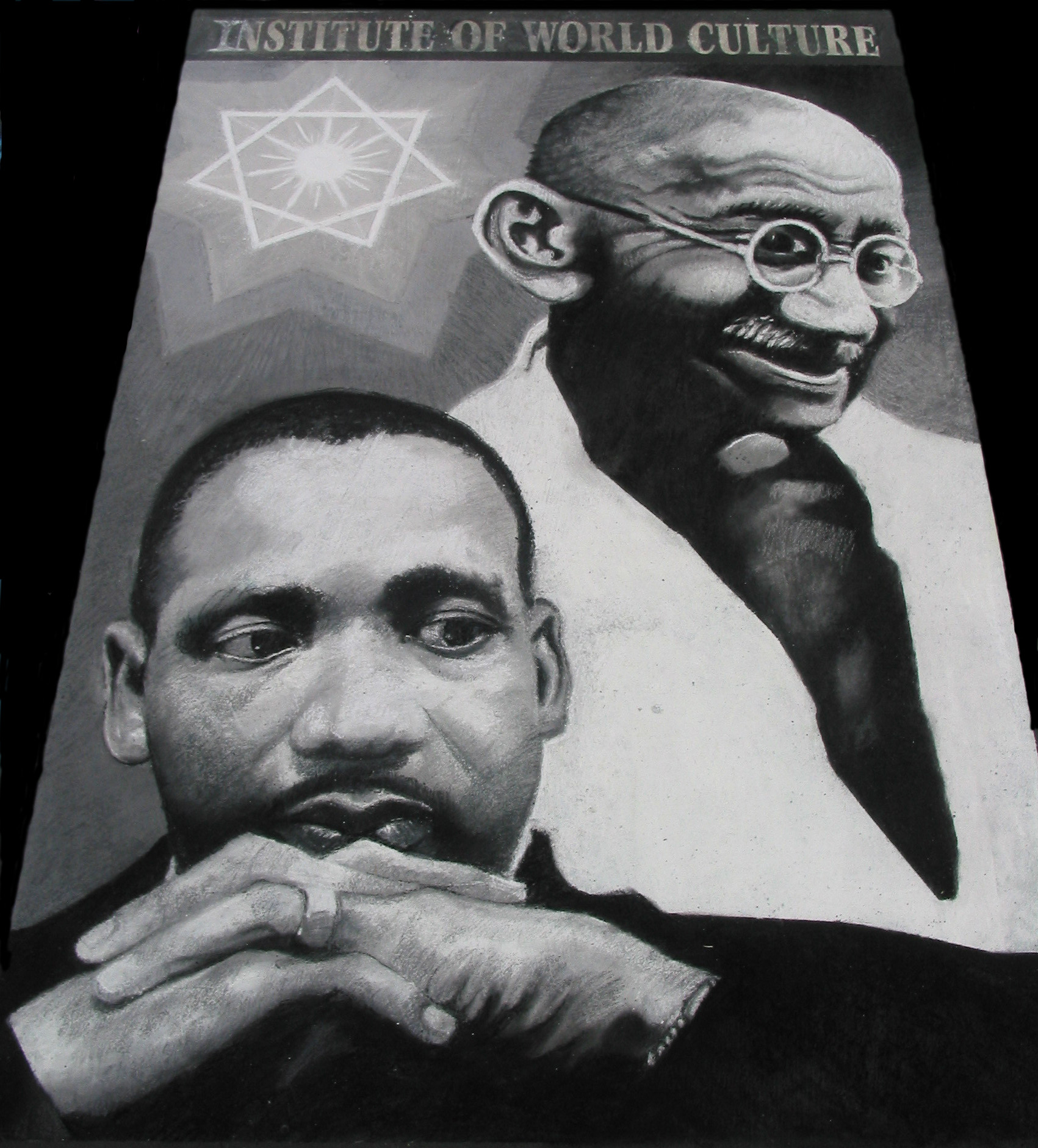 comparison and contrast of martin luther king jr and mahatma gandhi as modern day prophets